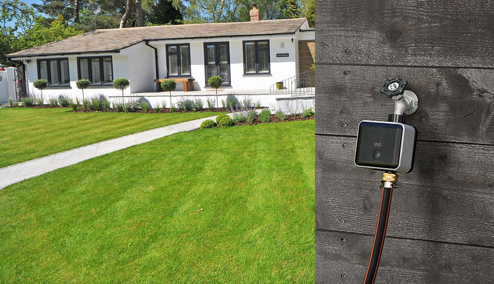Smart Sprinkler- A worthy smart garden gadget