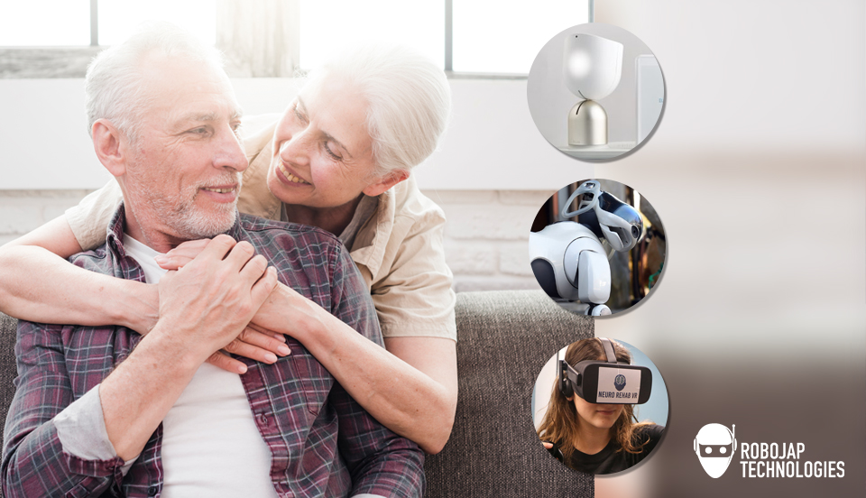 Smart home devices for elderly