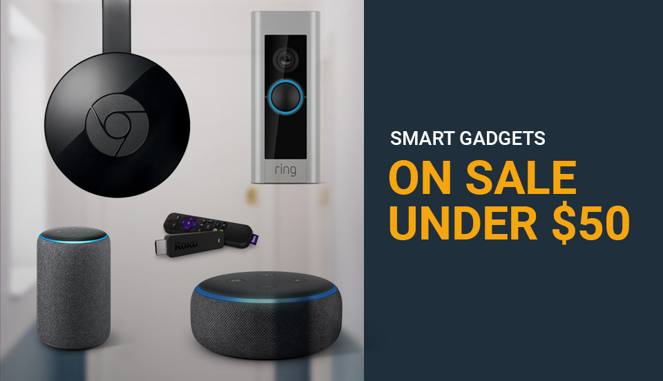 cheap smart home gadgets